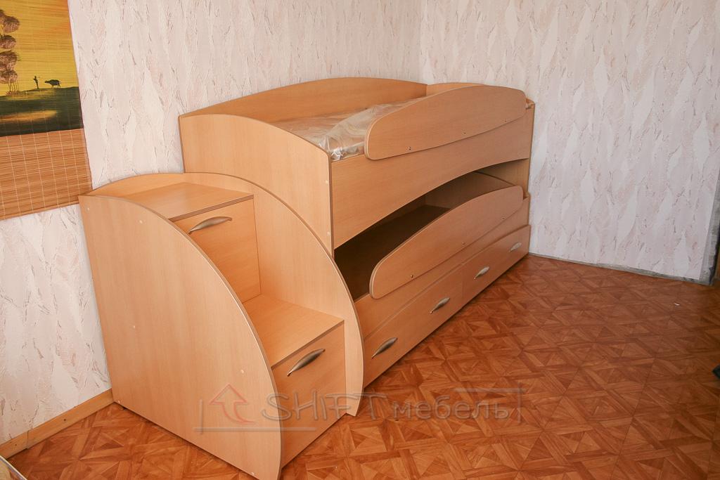 Кровать трансформер проект-01