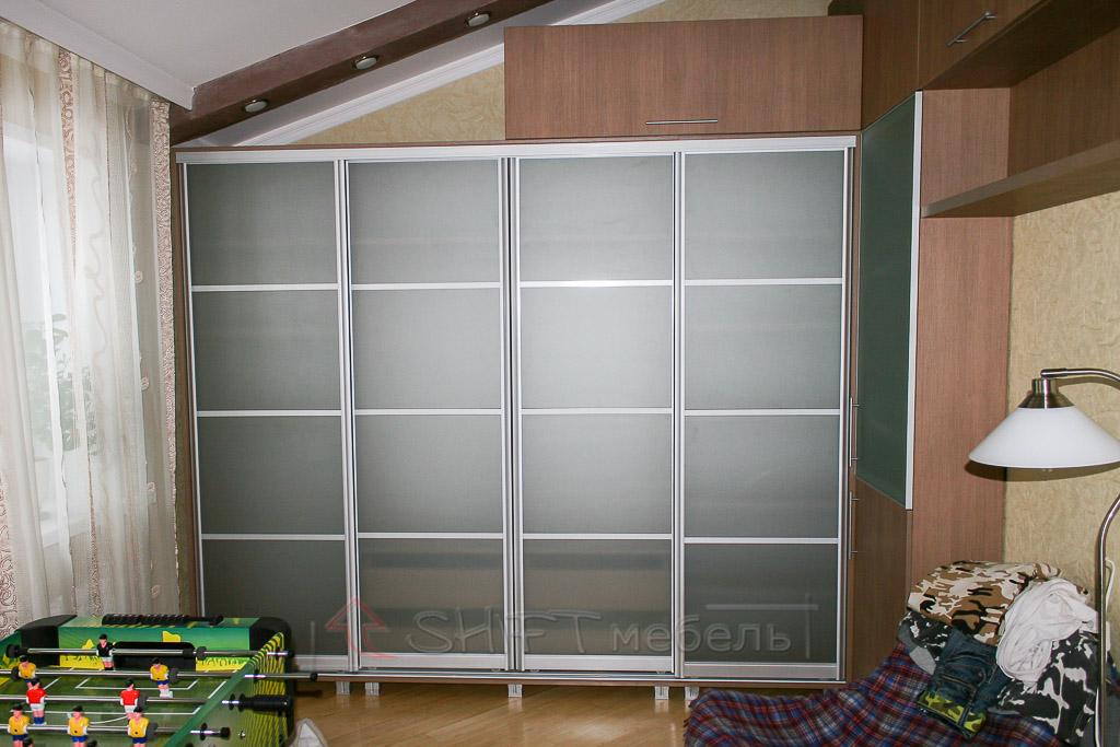Мебель для детской проект-02