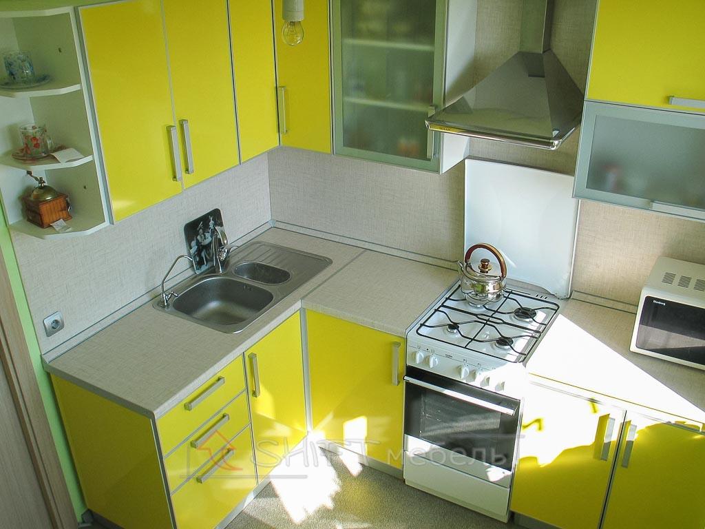 Мебель для кухни проект-04
