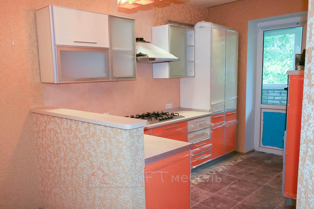 Мебель для кухни проект-12