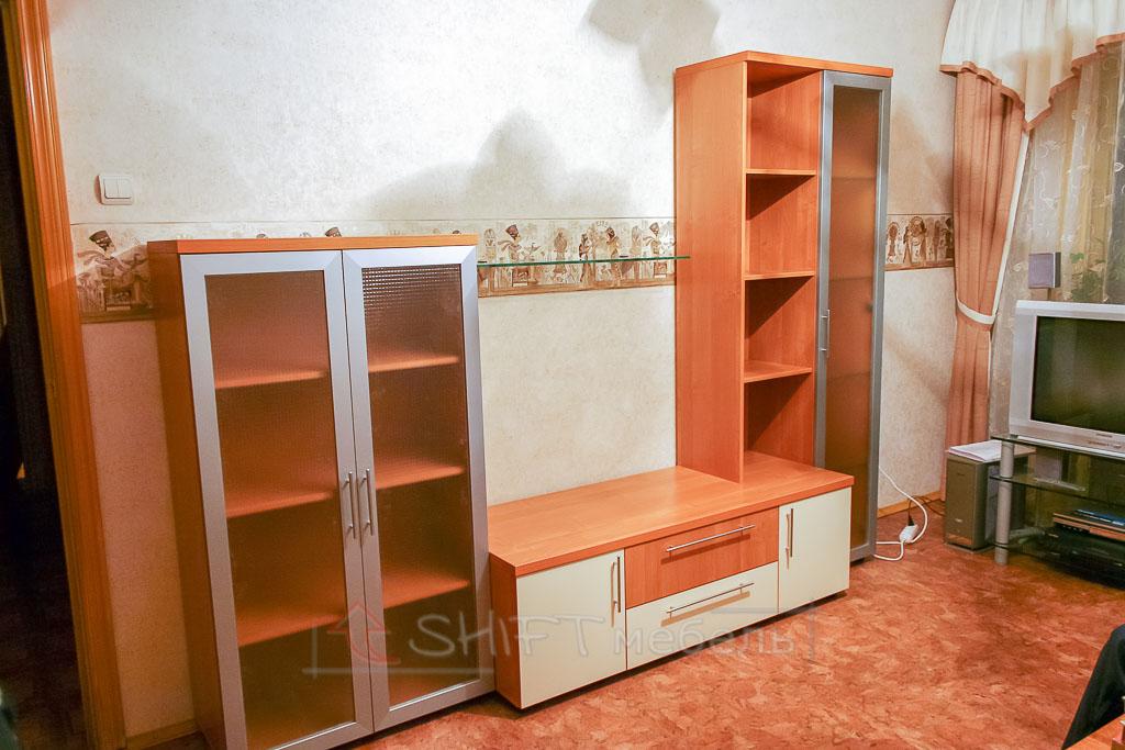 Стенка в гостиную проект-03