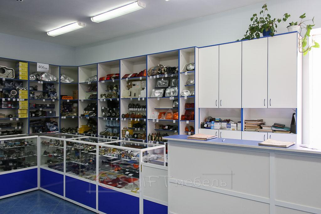 Торговое оборудование проект-06